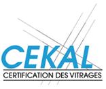 Cekal : la certification des vitrages
